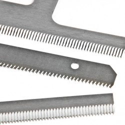 Toothform Machine Knives