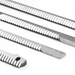 Zig-Zag Machine Knives