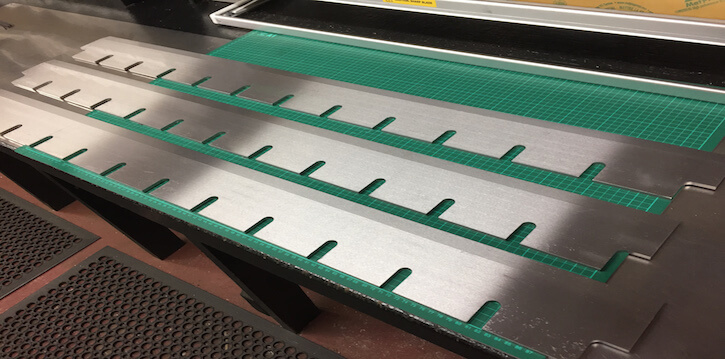 rotary scraper blades
